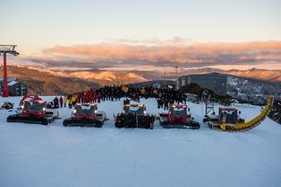 Mountain Ops Staff Photo