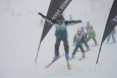 Ski School Jump Day