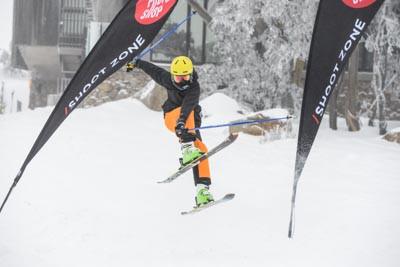 Ski School Jump Day 13th July