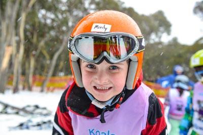 Ski School Magic Forest Tuesday Morning
