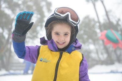 Ski School Sunday Afternoon