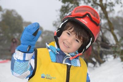 Saturday Morning Ski School