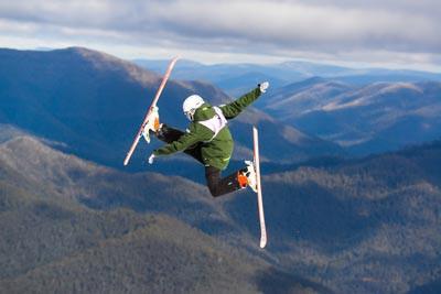 Slopestyle Ski Div 1&2 + Boys&Girls