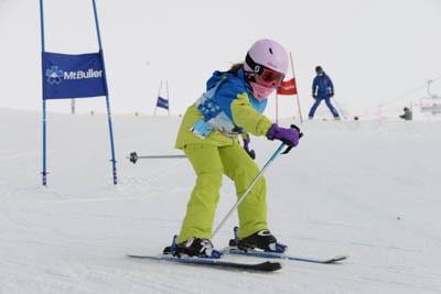 Ski Skool Race Day