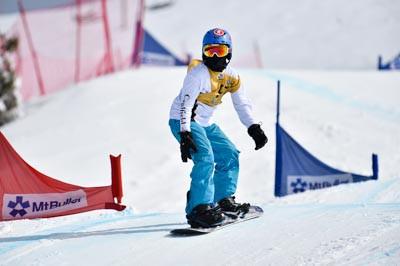IS Snowboard Cross Div 4 & 5 Boys