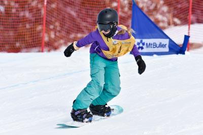 IS Snowboard Cross Div 4 & 5 Girls