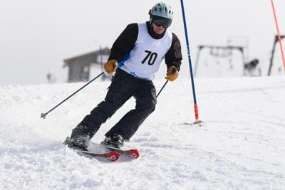University Ski Club Slalom