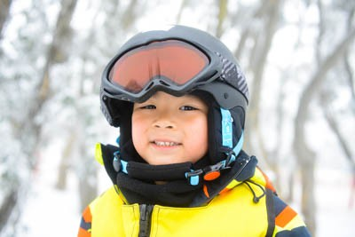 Ski Skool Magic Forest