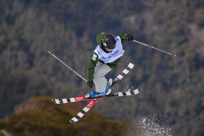Ski & Snowboard Slopestyle