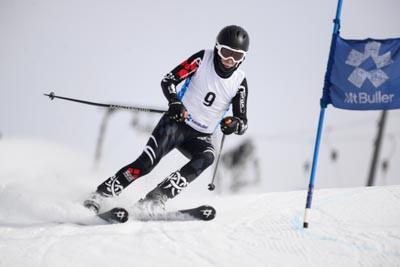 Olos Ski Club Race