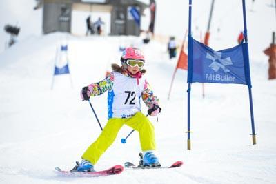Navy Ski Club Race