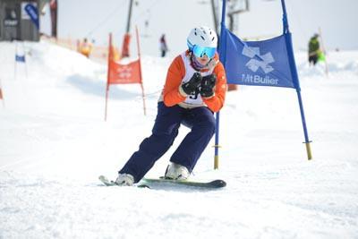 Opal Ski Club Race