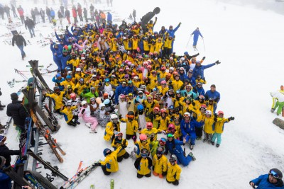 Snow Squad Group Photo