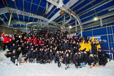 Mountain Operations Staff Photo