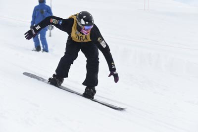 Division 2 Boys Snowboard Cross