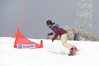 Division 2 Girls Snowboard GS