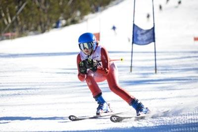Division 2 Girls Alpine Action (BIB 501-592)