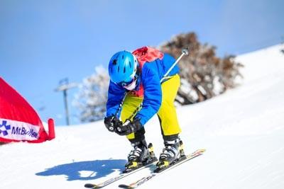 Division 3 Boys Ski Cross (BIB 300-426)