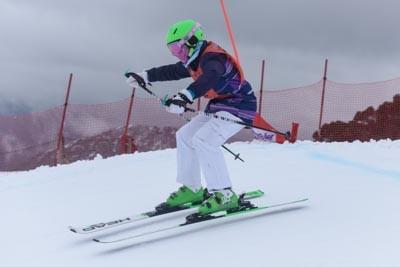 Division 3 Girls Skier Cross (BIB 110 – 218)