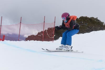 Division 3 Girls Skier Cross (BIB 1-109)