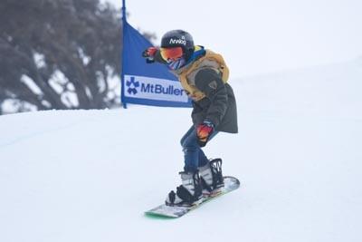 Division 5 Boys Snowboard Cross