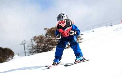Division 6 Girls Ski Cross Finals
