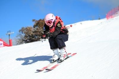 Division 6 Girls Ski Cross