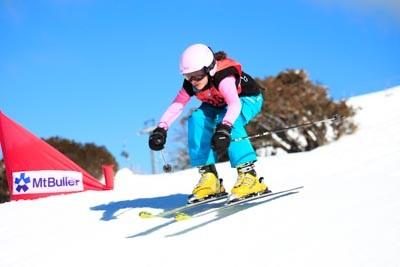 Division 4 Girls Ski Cross Finals