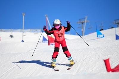 Division 4 Girls Ski Cross BIB 361-415