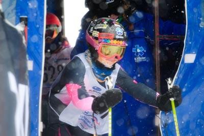 Division 4 Girls Alpine GS Gate Shots (BIB 566-659)