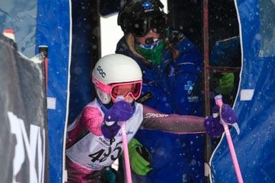 Division 4 Girls Alpine GS Gate Shots (BIB 482-565)
