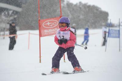 Division 6 Girls Alpine GS Race Shots