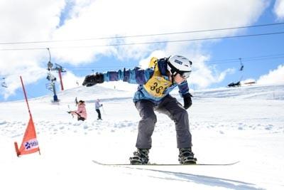 Division 1 Boys Snowboard Cross