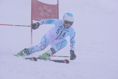 Division 2 Girls Alpine GS