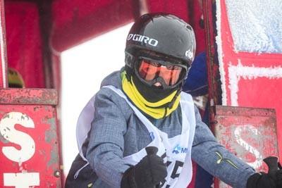 Division 5 Boys Alpine GS Gate Shots