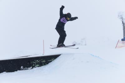 Division 2 Boys Ski Slopestyle
