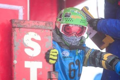 Division 5 Boys Snowboard GS Gate Shots