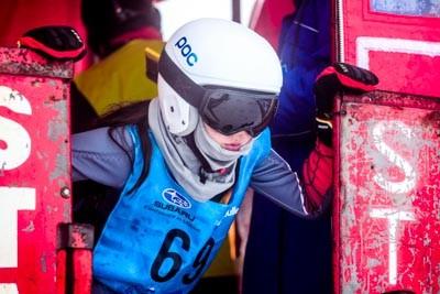 Division 4 Girls Snowboard GS Gate