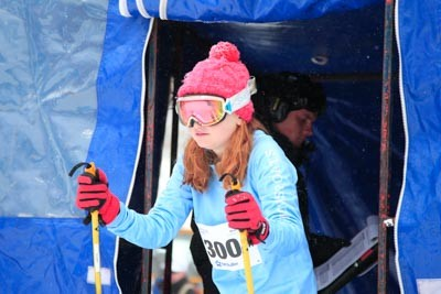 Division 4 Girls Cross Country Individual Gate Shots