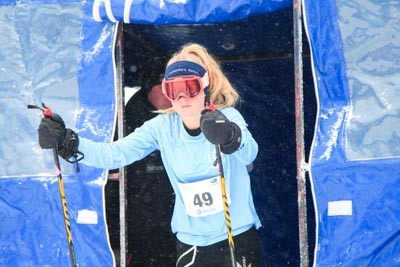 Division 1 Girls Cross Country Individual Gate Shots