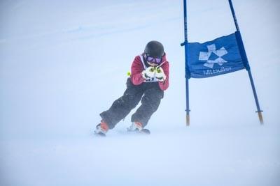 Carey Baptiste Race shots