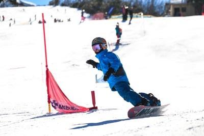 Snowracer Series Snowboard