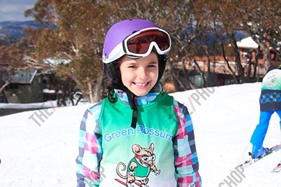 Ski School Race Portraits 2