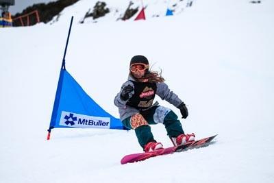 VIC UNI Games – Super G Snowboard Race