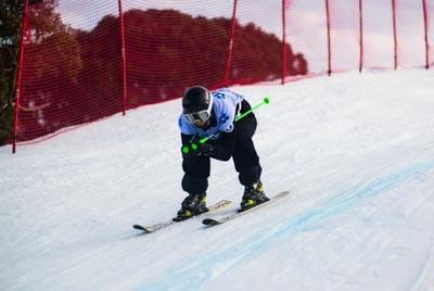 VIC UNI GAMES Ski Cross Final
