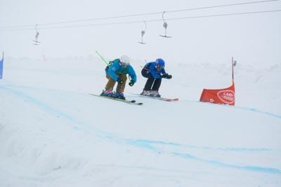 KOM Ski Cross U14's Final