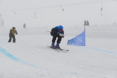 KOM Ski Cross Junior Final