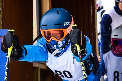 Koomerang Ski Club GS Gate Shots