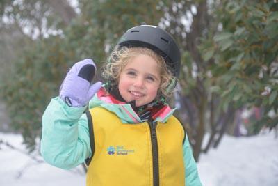 Ski School Sunday Morning
