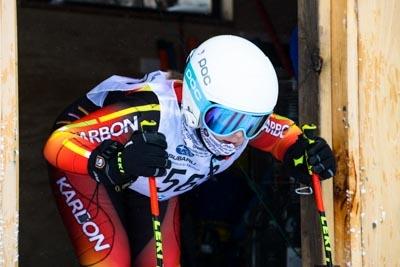 Alpine GS Div 4 Girls – Gate Shots